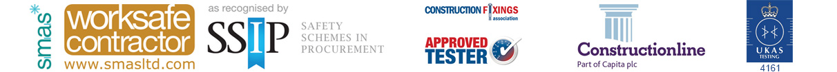 Construction Testing Solutions Accreditations 2019
