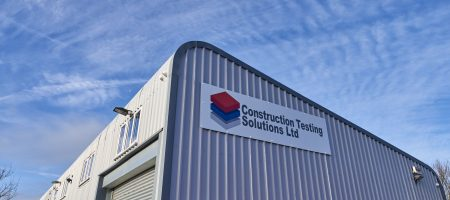 Construction Testing Solutions building